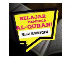 Belajar Al-Quran Sampai Pandai