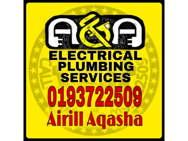 Plumber Alam Nusantara Shah Alam 0193722509-Airill Electrician Alam Nusantara