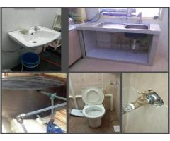plumber baiki singki tandas tersumbat paip bocor 01112275338 taman melawati