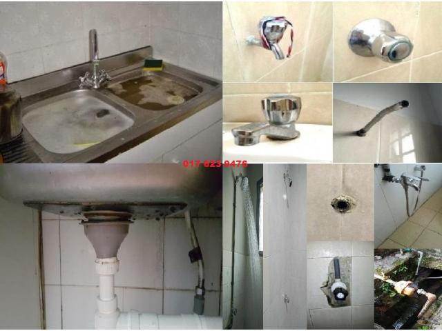 tukang paip plumber 0176239476 taman lembah keramat