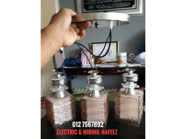 Plumbing, Electrik and Roof leak Service, 012 756 7892, area wangsa maju
