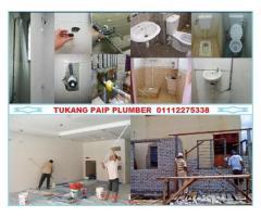 tukang paip plumber 01112275338 azis gombak setia