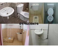 tukang paip plumber 0176239476 azlan afik Rampai Business Park Jalan Rampai Niaga 4