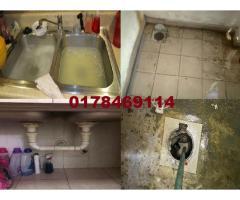 tukang paip plumber 0176239476 mohd azlan Rampai Business Park