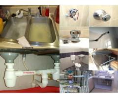 Plumbing dan renovation 0176239476 azlan afik wangsa maju