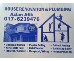 plumbing works 0176239476 azlan afik wangsa maju