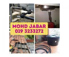 Plumber,Atap bocor,Sinki sumbat area Segambut.0193233272