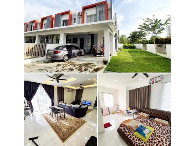 Corner Lot, Setia Ecohill, Semenyih, Kajang, Selangor