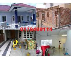 Plumbing dan renovation 0178469114 mohd azlan lembah keramat