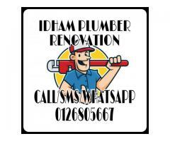 Tukang Paip Damansara Damai 0126805667-Idham Plumber Damansara Damai